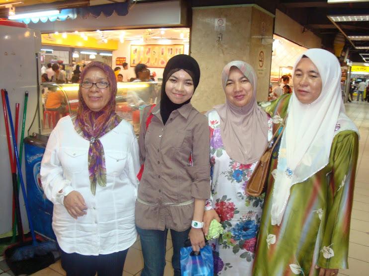 Rombongan Brunei Bersama Sanak Saudara