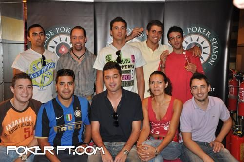 3º lugar festa do poker Vilamoura (457€)