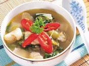 Resep Masakan Buka Puasa | Sop Ikan Gurame