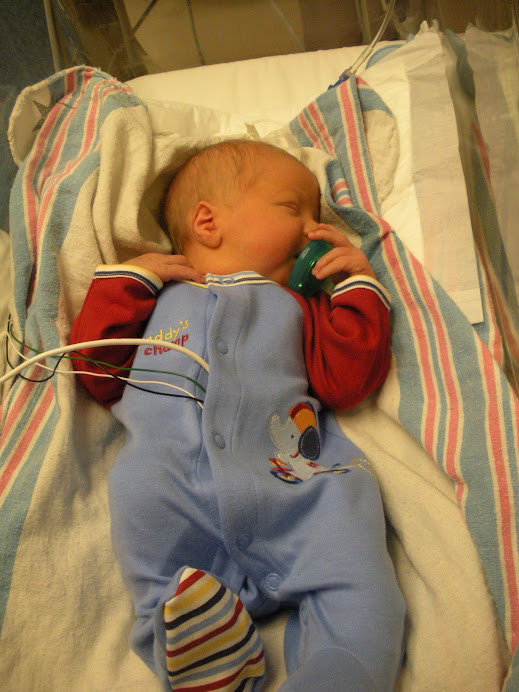 NICU - Day Three
