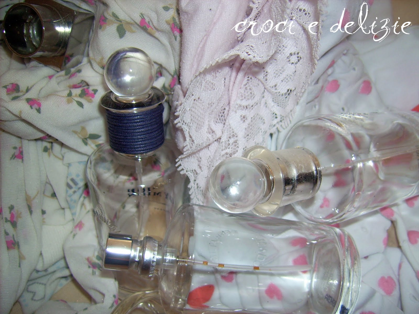 Croci e delizie riduci i tuoi rifiuti e coccola la tua casa - Giochi di baci nel letto ...