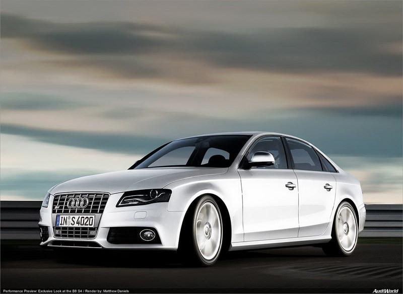 audi s4 tfsi. new audi s4 New Audi S4