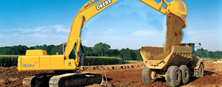 Heavy Equipment Excavator