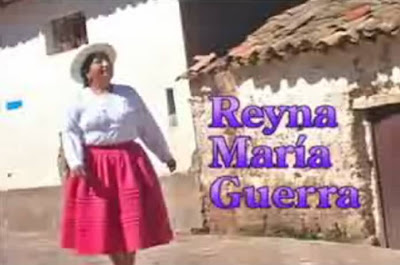 REYNA MARÍA GUERRA - ESPITE / VILCANCHOS / VÍCTOR FAJARDO. Videos, reseñas, letras de canciones, etc.