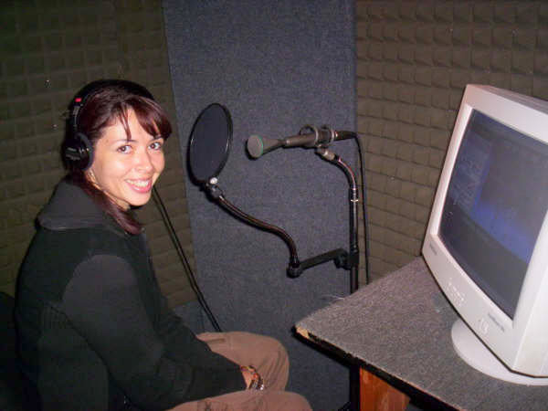 Rebeca Aponte Prieto.