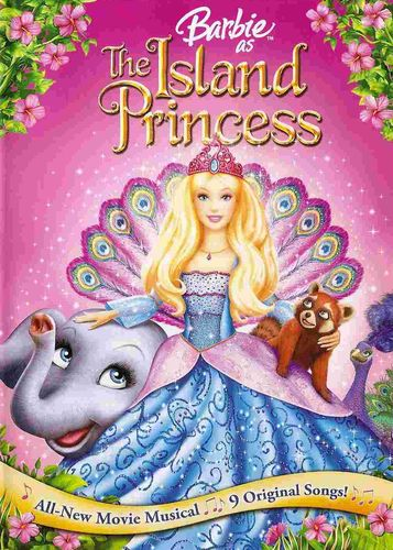 PERSONAJE: Tika. PELÍCULA: Barbie como Princesa de la Isla