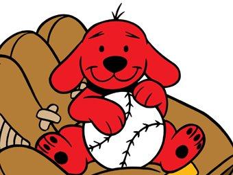 PERSONAJE: Clifford. SERIE: Clifford de Cachorrito