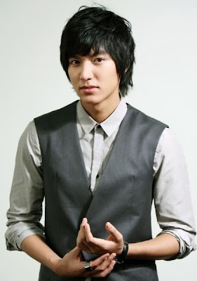 Lee Min Ho on the Coat