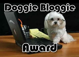 Yay! Blog Award!
