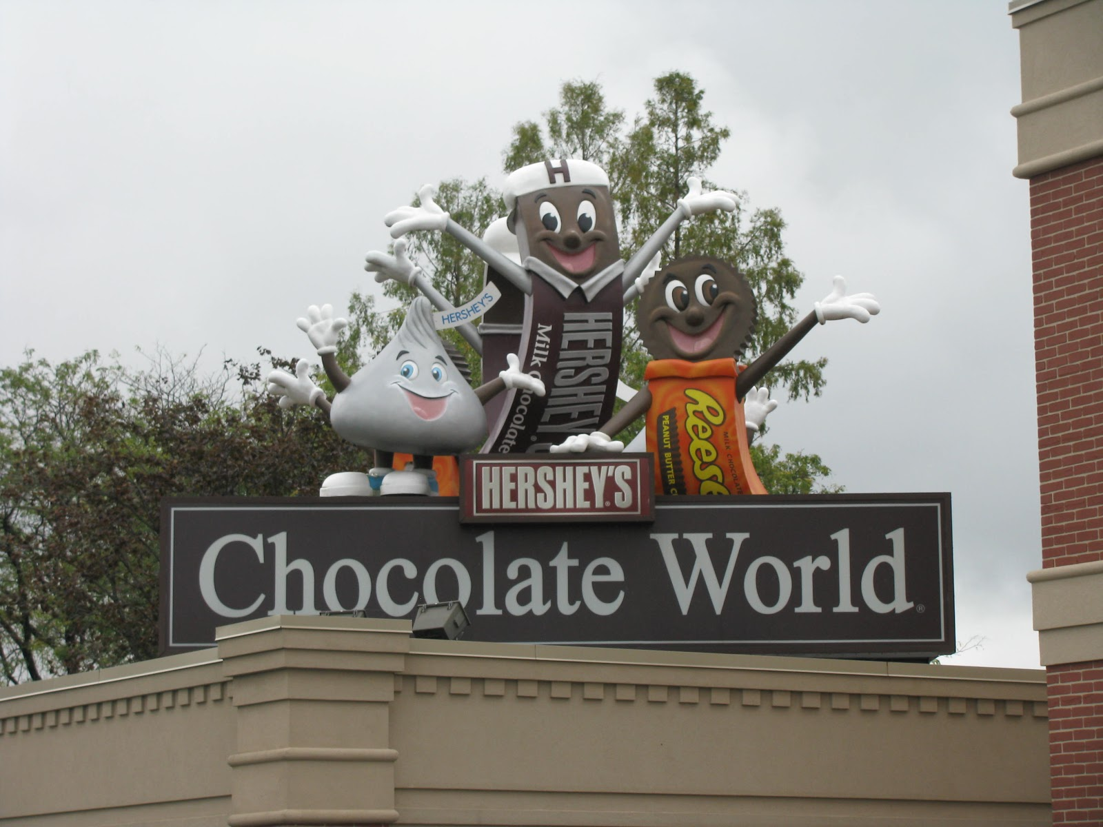 Travel With The Thayers: Update 35: Hershey PA
