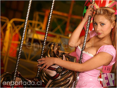 Fotos prohibidas de Arenita de Yingo 2010 sin censura
