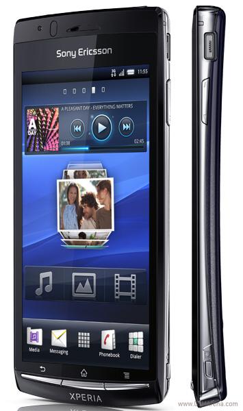 sony ericsson arc colours. Sony-Ericsson Xperia Arc (X12