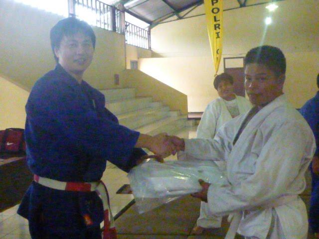 Latihan Judo