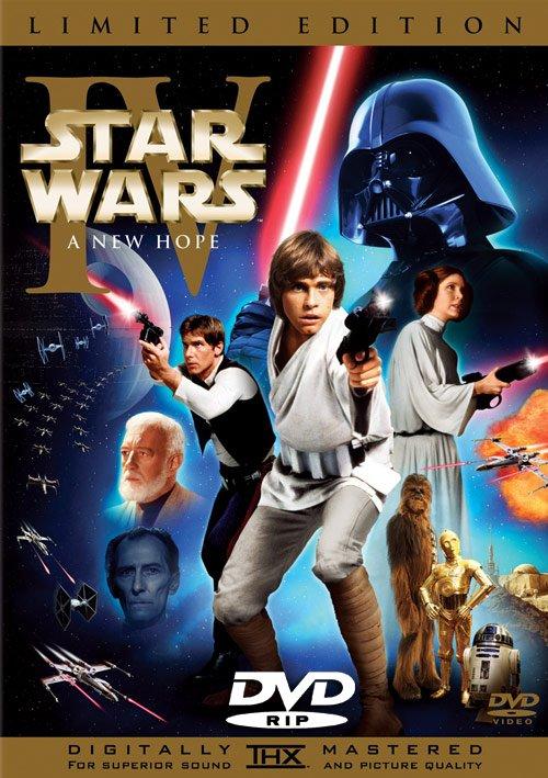 Star Wars: Episódio IV  – Uma Nova Esperança Dublado