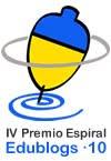 IV PREMIO ESPIRAL EDUBLOGS 10