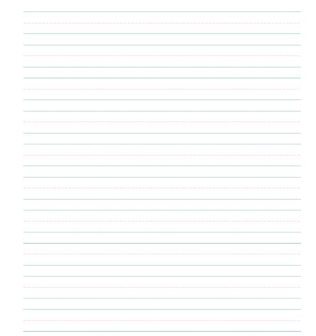 handwriting without tears paper pdf