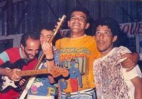 Paulinho e alguns amigos