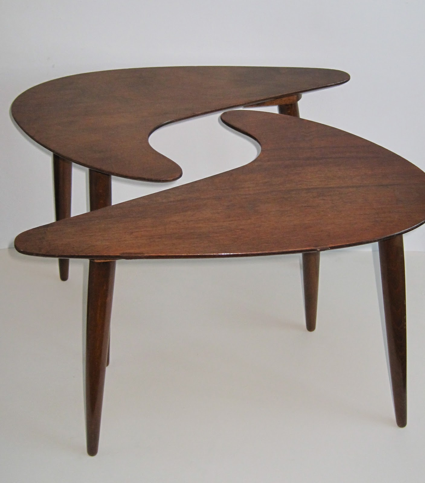 Kirkmodern Boomerang Tables Are Coming Back