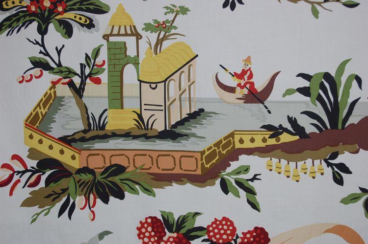 brunschwig fils wallpaper. Brunschwig & Fils Le Lac. Brunshwig & Fils Le Lac