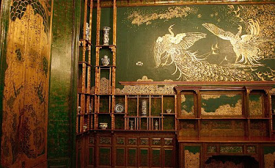 Chinoiserie Chic: The Chinoiserie Fireplace
