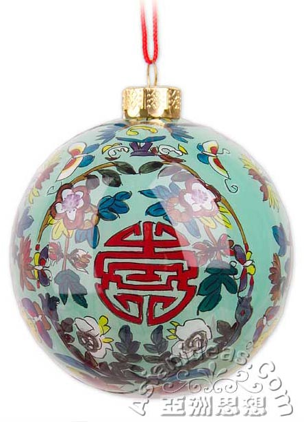 chinoiserie chic  chinoiserie christmas ornaments