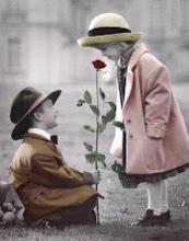 Un beso y una flor