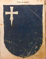 Emblemas Corona de Aragón Cruz+arista