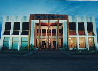 Rio Branco Acre - Regional II Teatro Plácido de Castro