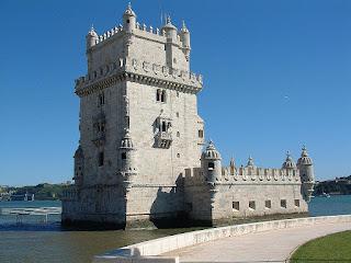 Torre de Belém - urbanização medieval