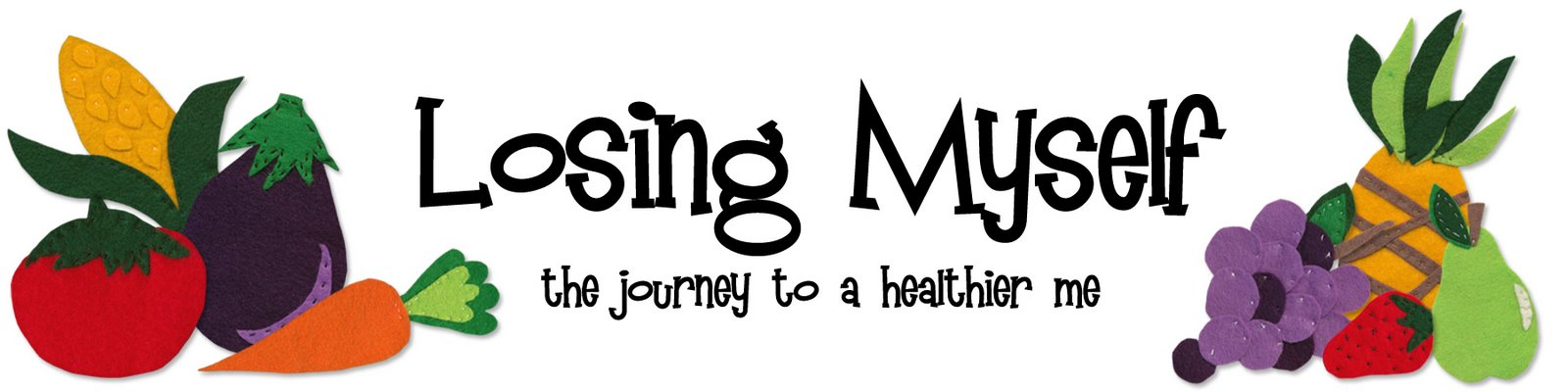 Losing Myself - The Journey to a Healthier Me