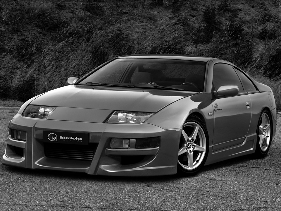 nissan 300zx exotic sports cars futuristic cars future. Black Bedroom Furniture Sets. Home Design Ideas