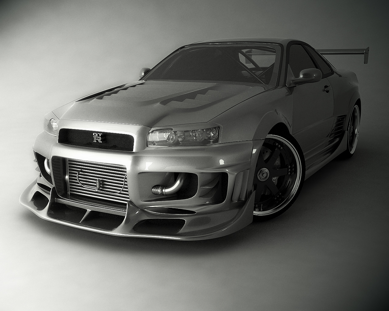 Nissan Skyline GTR Best Japanese Sport Cars