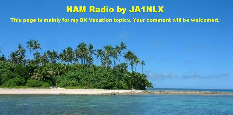 HAM Radio by JA1NLX