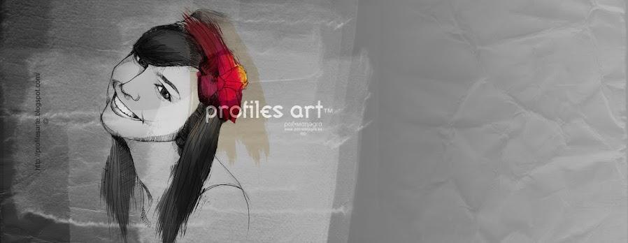 profiles art
