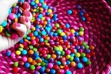 De muchos colores y sabores!