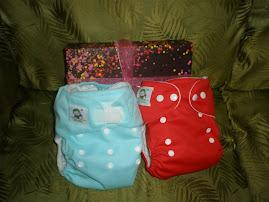 coola baby- velcro & button-RM30