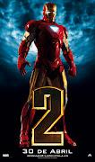 Iron Man 2 sigue la estela de la primera parte con un guión de calidad, . (columa ironman )