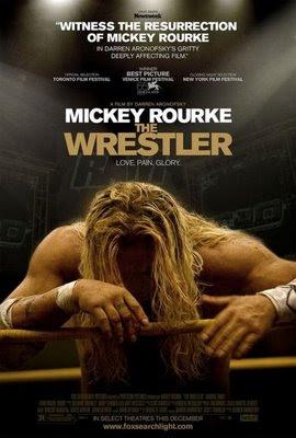 Poster Oficial The Wrestler