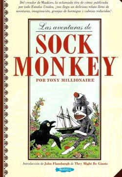 Las aventuras de Sock Monkey