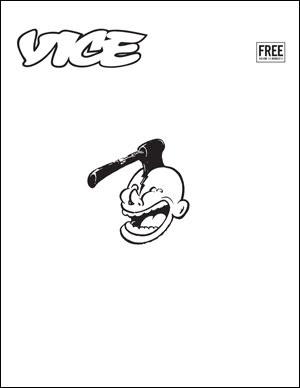 Vice especial comics e ilustración