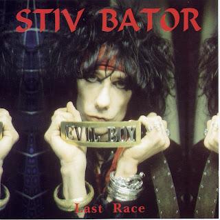STIV BATOR - LAST RACE (1996)