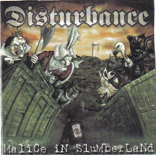 Disturbance - Malice In Slumberland