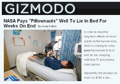 Pillownauts on Gizmodo