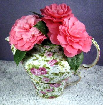 Pink Camilia's
