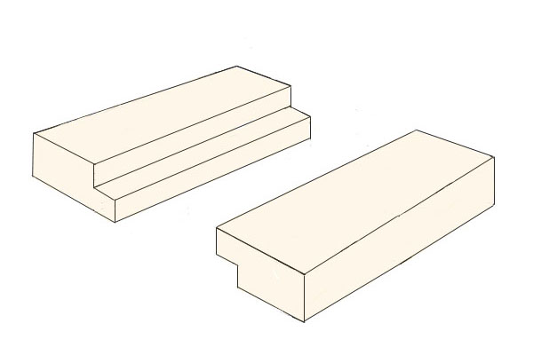 how to join two pieces of wood end to end