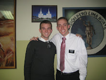 Elder Quinn & Elder Nemelka