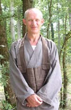 Gérard PILET, ordonné par Taisen Deshimaru