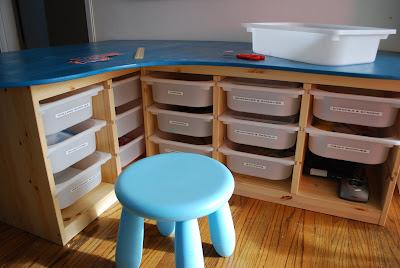 Kid s Art Desk