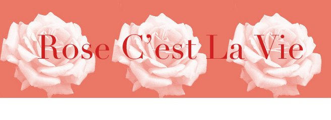 ROSE C&#39;EST LA VIE