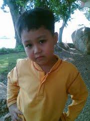 Benjamin Ammar Hurairah - 7 tahun